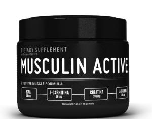 Musculin Active opiniones, foro, precio, funciona, donde comprar, españa